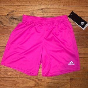 Adidas climate shorts Pink size 6